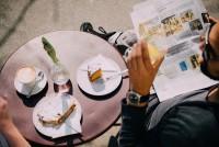 Köstlichkeiten Cafe Promenade (Foto Joel Kernasenko)