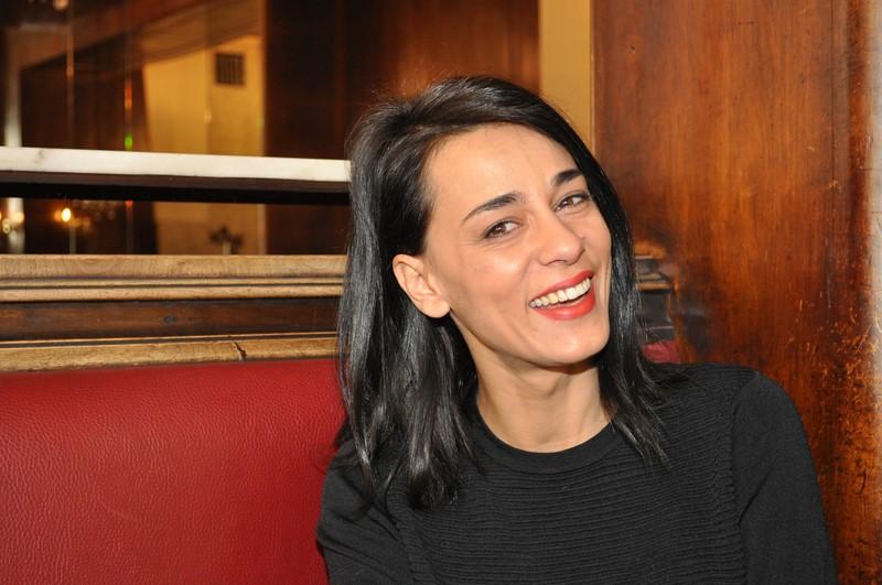 """Edita Malovcic: """"Ich mag es, realistisch zu spielen, mag das Authentische (Foto Reinhard Sudy)"""