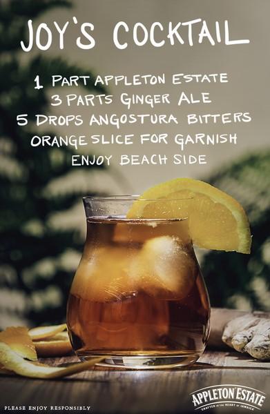 Joys cocktails
