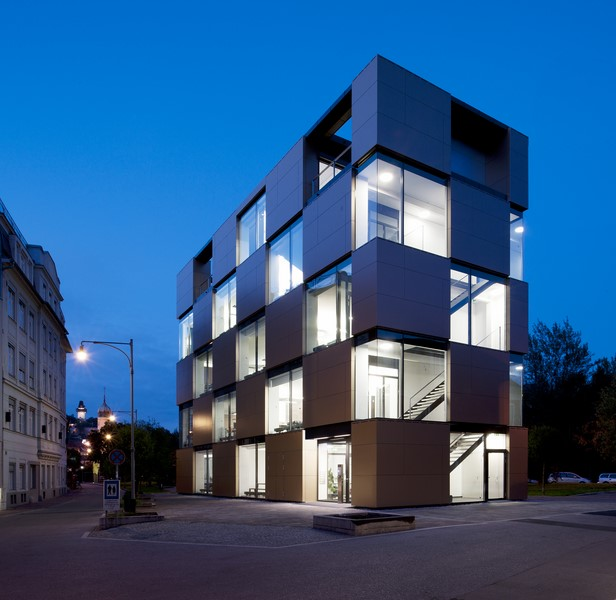 NIK - Officebuilding in Graz (© Andreas Buchberger)