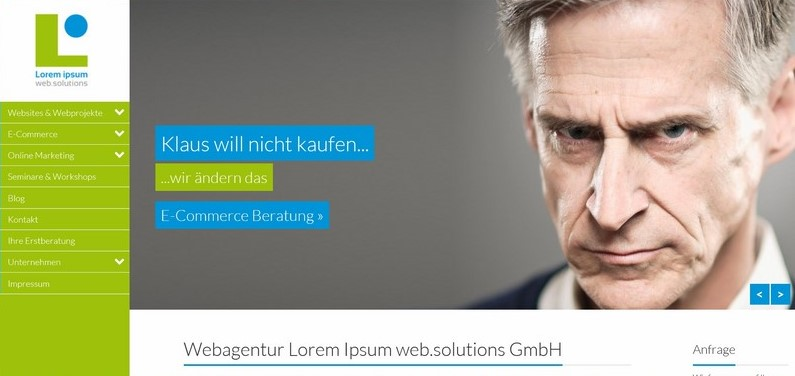Screenshot www.loremipsum.at (2)