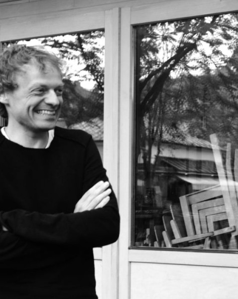 Thomas Pucher leitet seit 10 Jahren sein eigenes Architekturbüro ATELIER THOMAS PUCHER in Graz. Er konzentriert sich bewusst auf internationale Wettbewerbe (Foto privat)