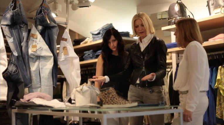 """""""my woman store""""-Online Shop: erspart Kundinnen oft lange Anfahrtswege und vor allem Zeit (Foto Kresnik/my woman store)."""