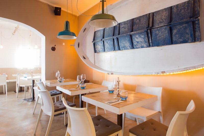 Das Restaurant Ca'n Punta strahlt eine urgemütliche Atmosphäre aus (© Chrissinger)