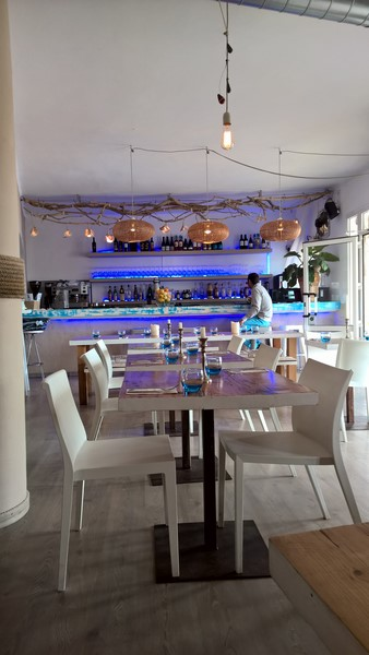 Das Restaurant Ca'n Punta wird auch von Sonja Kirchbergers Schauspielkollegen sehr gerne besucht (Foto Reinhard Sudy)