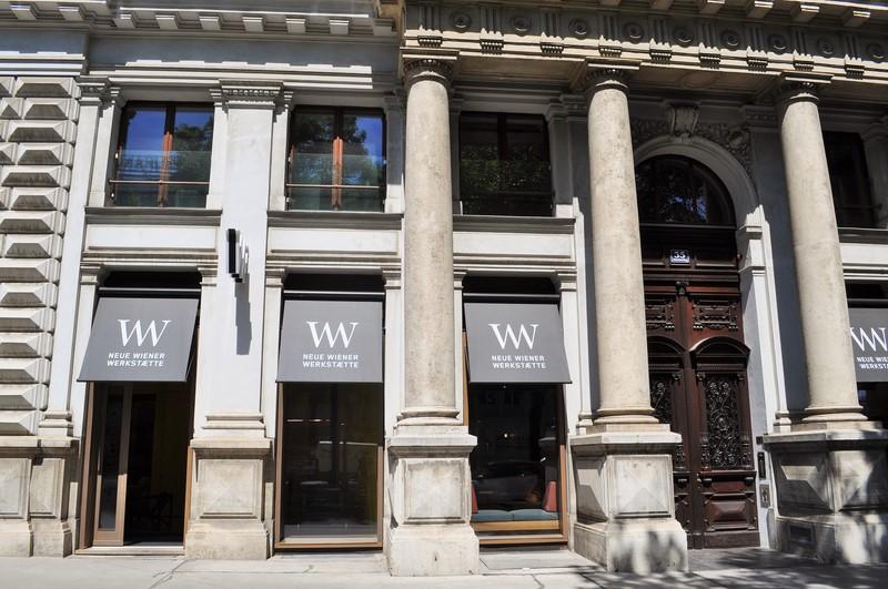 Ein Jahr alt ist der NWW Flagshipstore in Wien (Foto Reinhard Sudy)