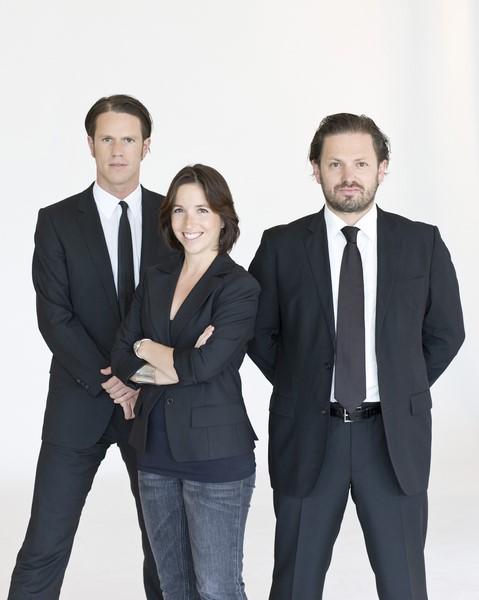 Stefan, Karin und Karl-Hans Polzhofer führen das steirische Familienunternehmen erfolgreich weiter (Foto NNW)