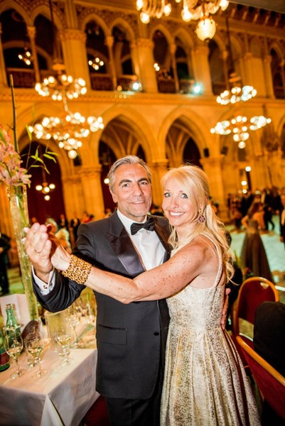 2013 heiratete Uschi Fellner Echo Medienhaus-Boss Christian Pöttler (Foto Stefan Joham).