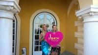 Yvonne Rueff und Liliana Klein: HTC Fashion check-in in Velden (Foto Hedi Grager)