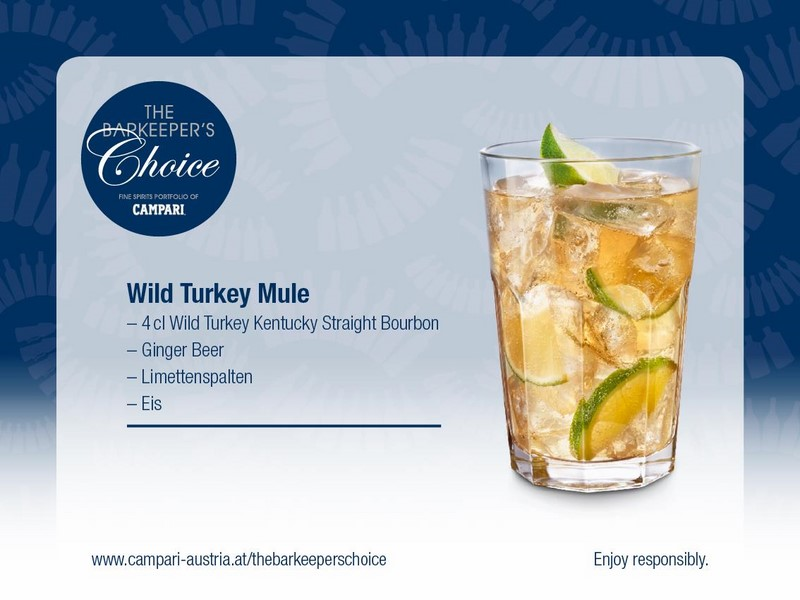 September Wild Turkey