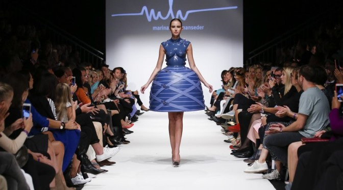 Designer: Marina Hoermanseder hosted by flair, unknown model