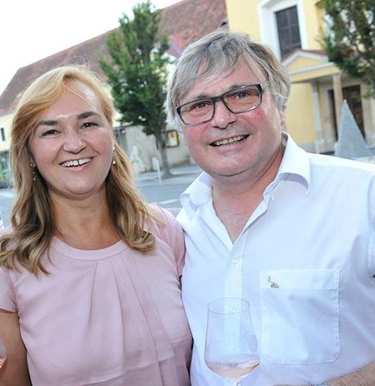 Renate und Walter Polz: Ein Paar, das sich privat und beruflich wunderbar ergänzt und versteht (Foto Josef Krassnig)