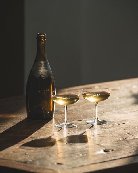 Der vielfach prämierte Blanc de Blancs Zero Dosage 2008 vom Weingut Ebner-Ebenauer im niederösterreichischen Weinviertel (Foto Christof Wagner)