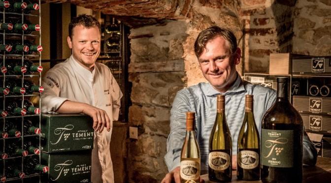 Silvester feiern in 'Die Weinbank'