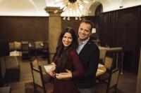 Die erfolgreichen Gastronomen Judith und Gerald Schwarz (Foto Joel Kernasenko)