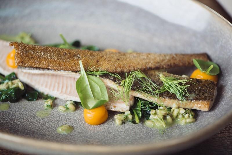 Küchenchef Joachim Windhager wird seine Gäste mit österreichischen Klassikern, aber auch mit kreativen und innovativen Gerichten verwöhnen (Foto Joel Kernasenko)