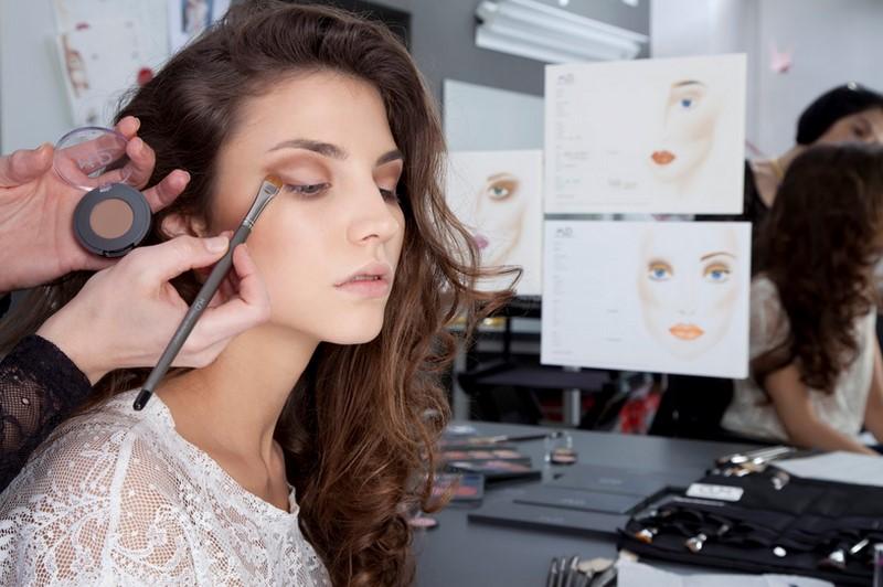 MUD Make-up: Erfolgreich mit 2 eigenen MUD Campussen in Los Angeles und New York sowie 15 MUD Studios und 40 Partnerschools weltweit (© MUD Studio Vienna)