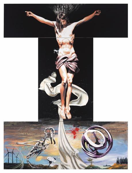 Werner Stadler A.M.L.I.C.D._Der Christus