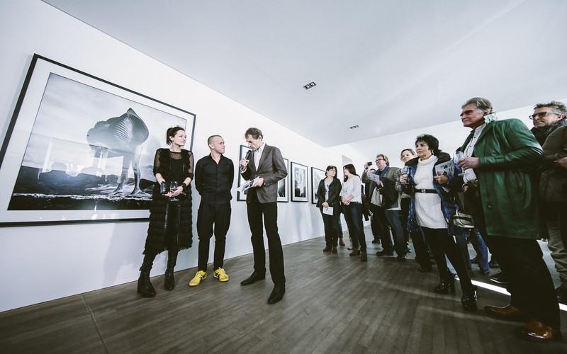 Bis Ende Februar sind die Fotos von Szymon Brodziak noch im Atelier Jungwirth zu sehen. Im Mai gibt es dann einen Workshop mit Szymon Brodziak (© www.BIGSHOT.at / Marija-M. Kanižaj)