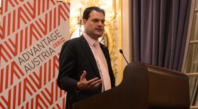 Michael Friedl – österreichischer Wirtschaftsdelegierter in New York