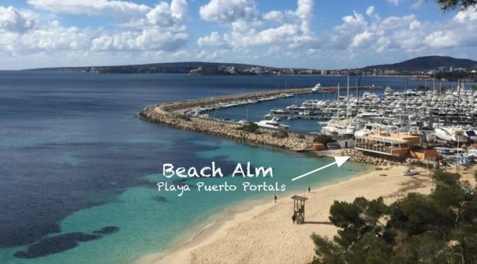 Highlights auf Mallorca: Cap Falco Beach und Beach Alm