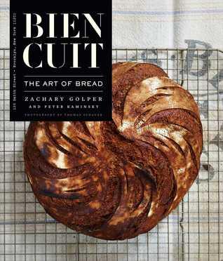 """Das 21. Kochbuch """"Bien Cuit: The Art of Bread"""" wurde unter die Top 10 der besten Bücher 2015 gevotet."""