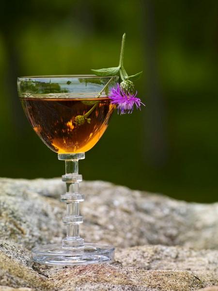 """Für sein Buch """"Cocktails - Die besten Drinks der legendären Apotheke Bar in New York"""" von Albert Trummer hat er einen Award gewonnen (Photographs by Thomas Schauer)"""