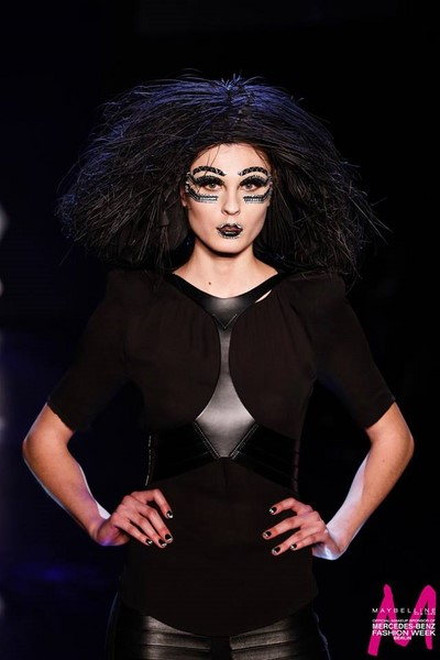 MAYBELLINE NEW YORK Show auf der Mercedes Benz Fashion Week Berlin (Foto MAYBELLINE NEW YORK)