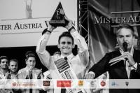 Fabian Kitzweger ist Mister Austria 2015 (Foto MAC/Pall)