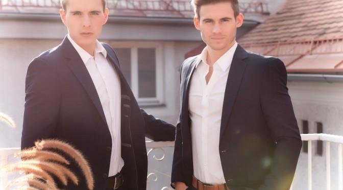 Philipp und Fabian