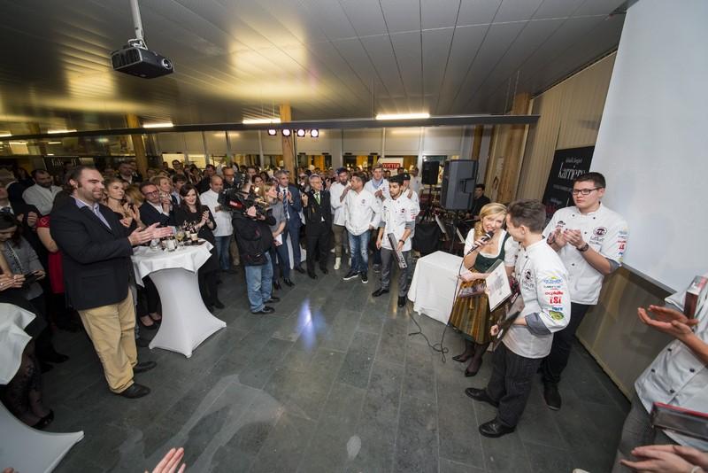 Come Together inklusive Siegerehrung an der TS HLF Krems (Foto Werner Krug)