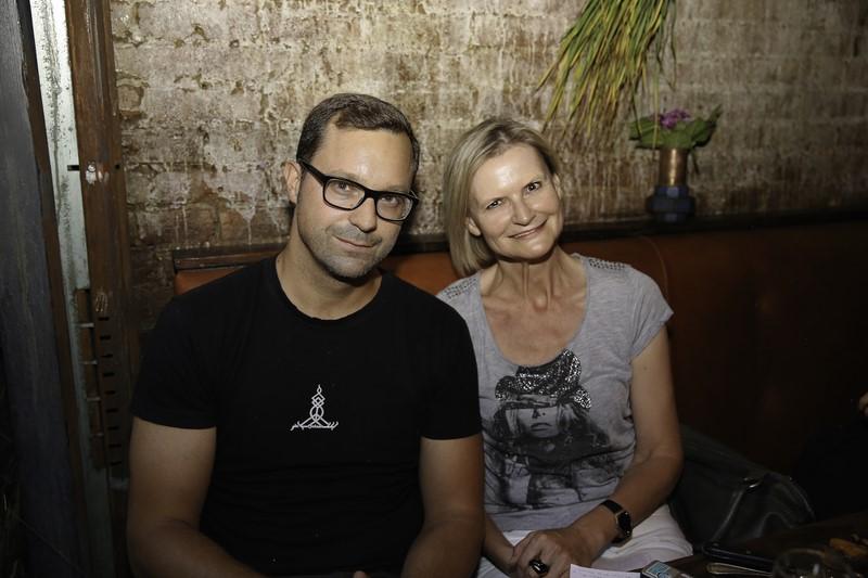 Ich besuchte Edi Frauneder vergangenen Herbst in seinem gemütlichen Restaurant 'Edi & The Wolf' (Foto Nadine Marie Wohlmuth)