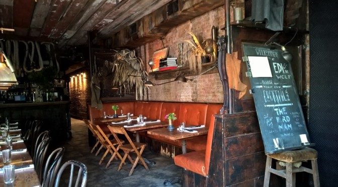 Edi Frauneder – österreichische Küche in NY