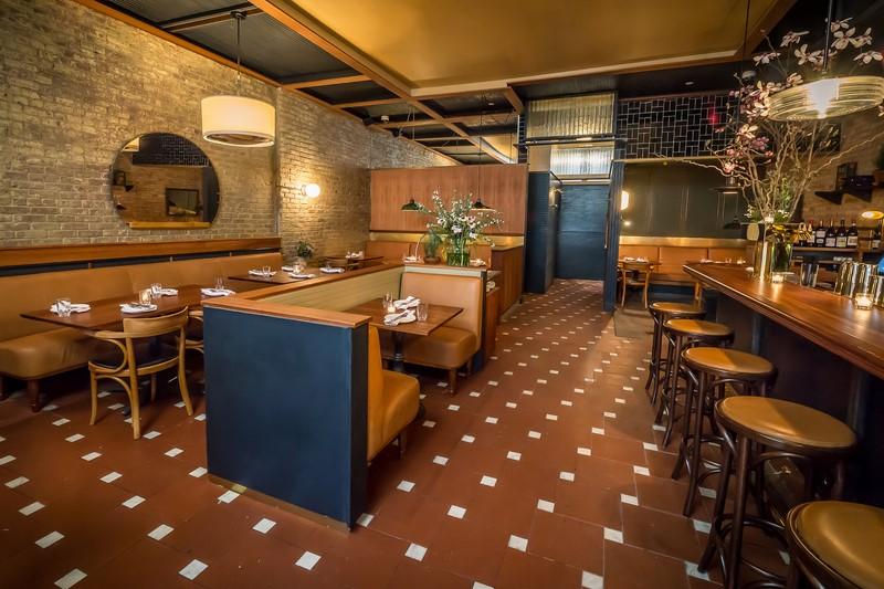 Noch ist das FREUD nur ein Abendlokal, aber schon bald soll es ein all-day Restaurant werden (Foto FREUD)