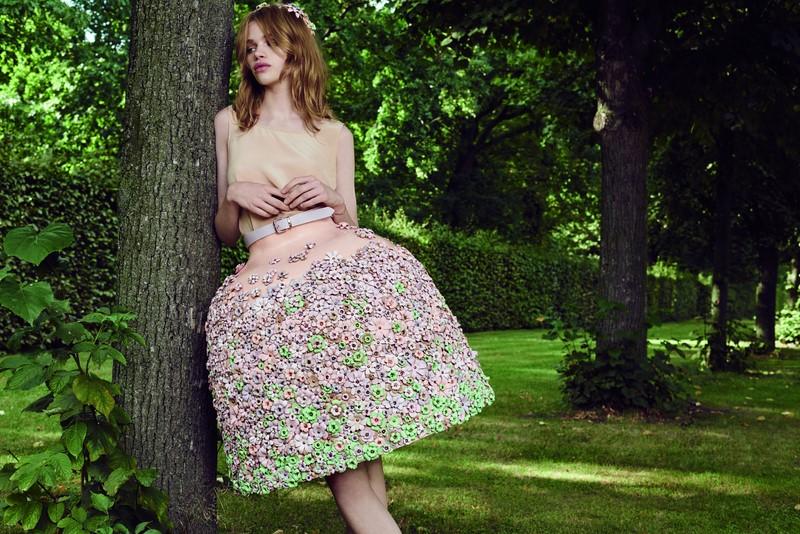 Mag. Sonja Ortner, communication Studio, freut sich, dass sie die französisch-österreichische Designerin Marina Hoermanseder als Patin für die FFW gewinnen konnte. (Foto FFW)