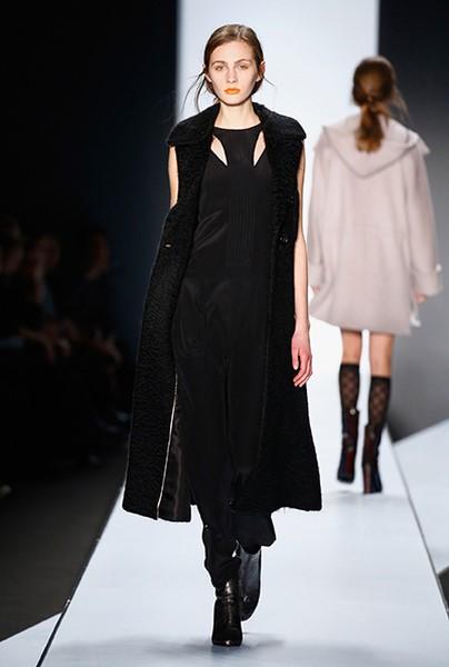 Dorothee Schumacher präsentiert ihre Herbst-/Winter-Kollektion 2016 auf der Mercedes-Benz Fashion Week Berlin (Photo by Peter Michael Dills/Getty Images)
