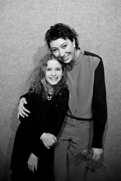 Eindrucksvolle schauspielerische Leistung von Zita Gaier als willensstarke Christl und Ursula Strauss als ihre Mutter  (Foto Diagonale/Raneburger)