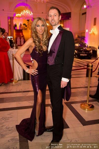 """Am 9. April ist es wieder soweit und Yvonne Rueff und Matthias Urrisk-Obertynski bitten zum """"Dancer against Cancer""""-Ball in die Wiener Hofburg (Foto Thomas Graugruber/phothomas)"""