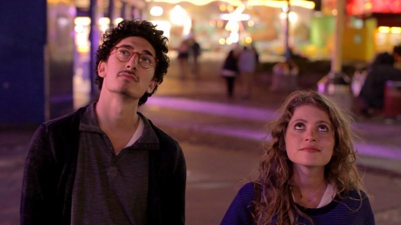 """History of Now"" ist der Debutfilm von Nadiv Molcho, hier mir Aya Beldi (Foto Konrad Tho Fiedler)"