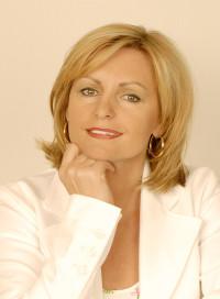 Gründerin von Vinoble Cosmetics und Präsidentin Soroptimist Club Goldes Luise Köfer (Foto Anne Huneck)