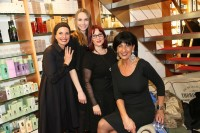Sabine Friedl, Nägele & Strubell, mit ihrem charmanten Team (Foto Manfred Lach)