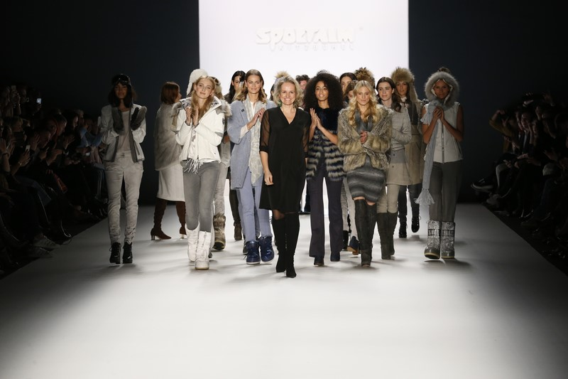 Sportalm präsentierte erstmalig und sehr erfolgreich seine Herbst-/Winterkollektion 2016 auf der Mercedes Benz Fashion Week Berlin (Agency People Image (c) Jessica Kassner)