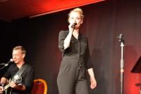 """Erfolgreiche Premieren in Wien und Graz von Sigrid Spörk mit ihrem ersten Solo-Programm """"Unter Umständen"""" (Foto Franz Serschen)"""