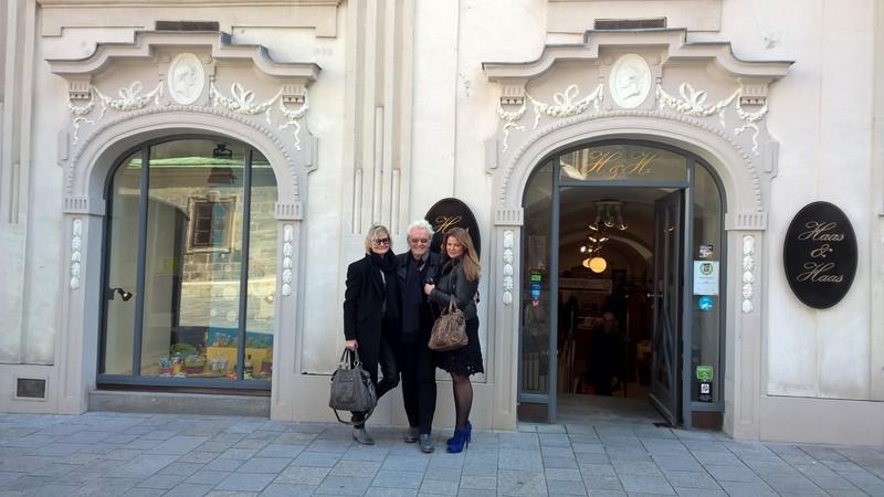 Ich treffe Lea und Peter Millesi bei einem ihrer Heimatbesuche in Wien, wo sie mir von ihrem Projekt whamslam.com erzählen.