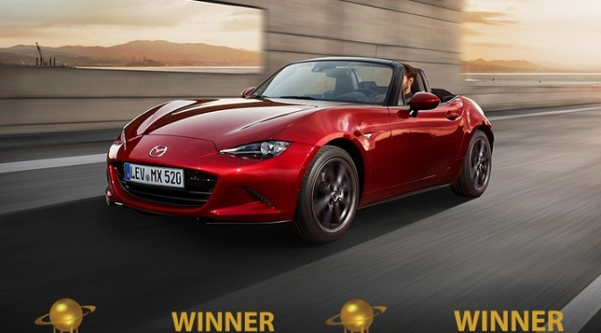 MX-5 ist World-Car-of-the-Year