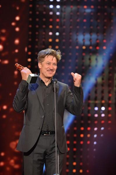 Als beliebtester Schauspieler in der Kategorie Film wurde - bereits zum siebenten Mal - Tobias Moretti ausgezeichnet (Foto Kurier)