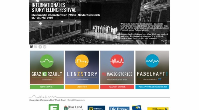 Internationales Storytelling Festival