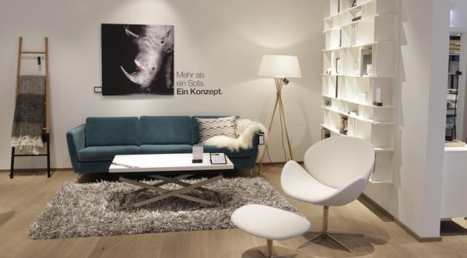 BoConcept eröffnet 1. Standort in Graz
