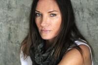 Die attraktive Kärntnerin Daniela Matschnig erregt mit ihrer Arbeit für Kino und TV viel Aufmerksamkeit (Foto Harald Staudach)