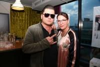 Herr Hermes und Katharina Plattner (Foto Veronique Girout)